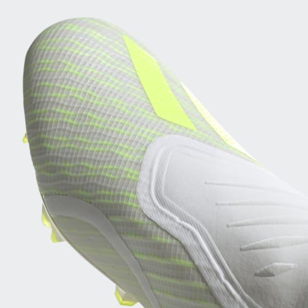 ecc822e2 adidas Футбольные бутсы X 18+ FG - белый | adidas Россия