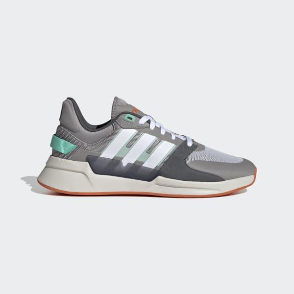 creencia flexible Desconocido  adidas Run 90s Shoes - Grey | adidas Canada