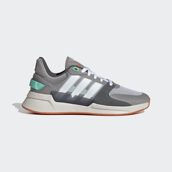 Giotto Dibondon infinito Quagga  adidas Run 90s Shoes - Grey | adidas US