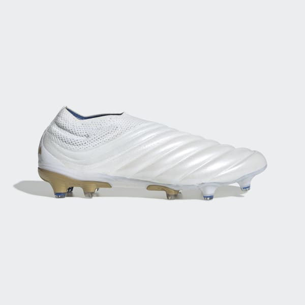 travesura cuenca Desviarse  adidas Copa 19+ Firm Ground Cleats - White | adidas US