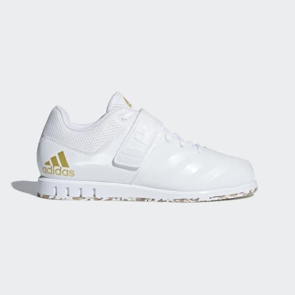 a9ead5863b2 adidas Powerlift.3.1 Shoes - White