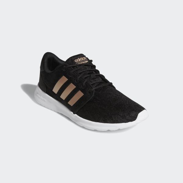 adidas Cloudfoam QT Racer Shoes - Black