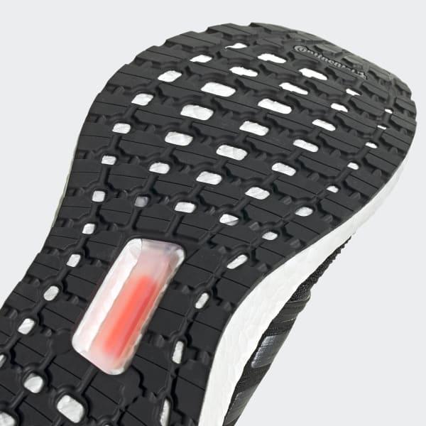 Men's Ultraboost 20 Core Black and Night Metallic Shoes | adidas US