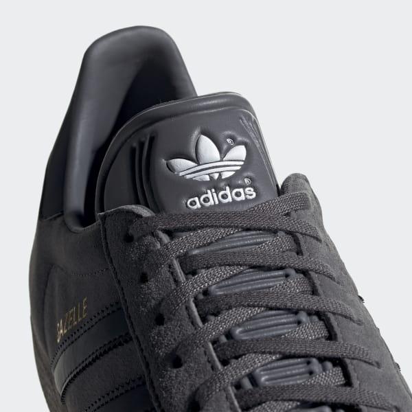 adidas Gazelle Shoes - Grey | adidas UK