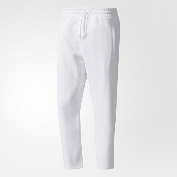 online retailer 1dd30 63bbe adidas EQT Hawthorne 7/8 Pants - White | adidas US