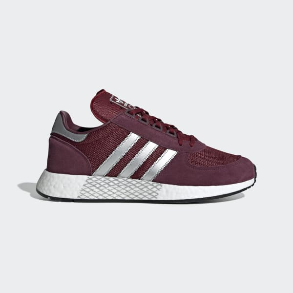 adidas Marathonx5923 Shoes - Burgundy | adidas UK