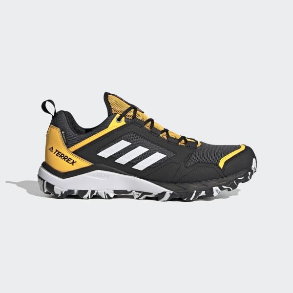En segundo lugar menta radio  adidas Terrex Agravic TR GORE-TEX Trail Running Shoes - Grey | adidas US