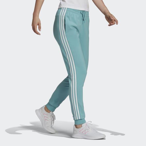 Essentials Single Jersey 3-Stripes Pants
