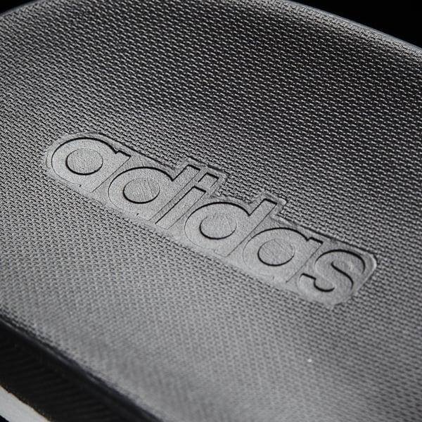 8f66b993d358 adidas adilette Cloudfoam Ultra Armad Slides - Black