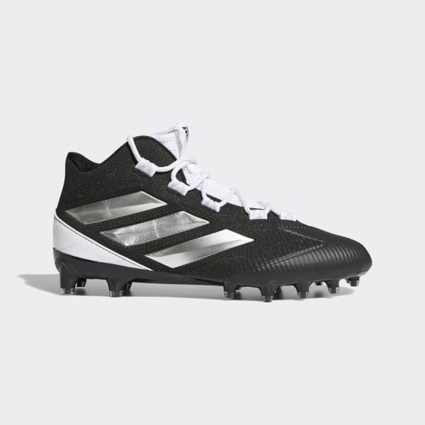 adidas Freak Carbon Mid Cleats - Black