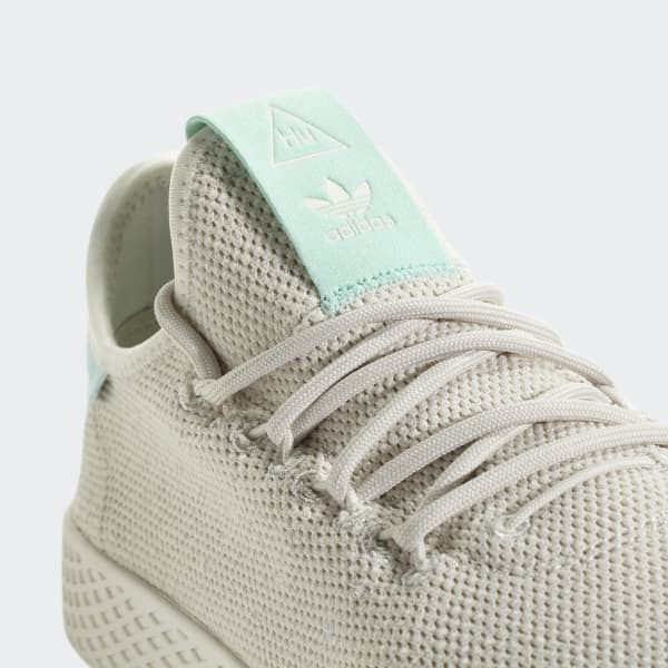3309858fe69ed adidas Chaussure Pharrell Williams Tennis Hu - gris