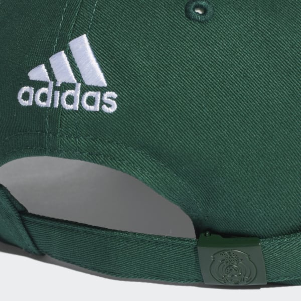 adidas Gorra Mexico 3-Stripes 2018 - Verde  1f8d5d4ad7397