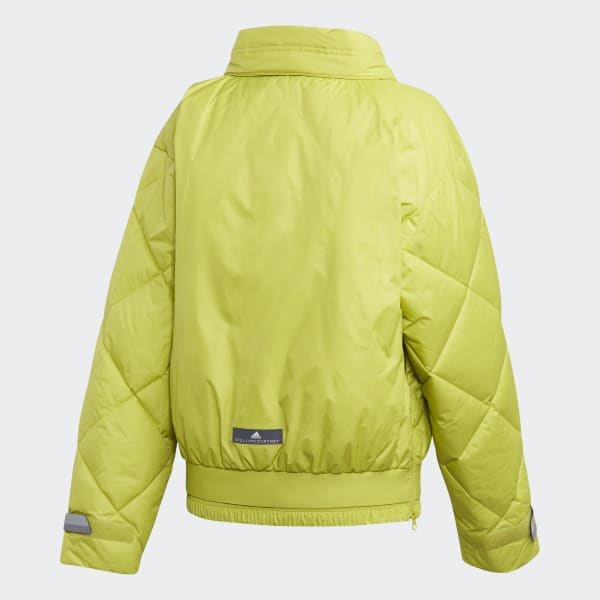 Veste Athletics Padded Pull On Puffer Vert adidas | adidas France
