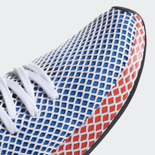 huge selection of ed8d5 b87b3 adidas Deerupt Runner Shoes - Blue  adidas US