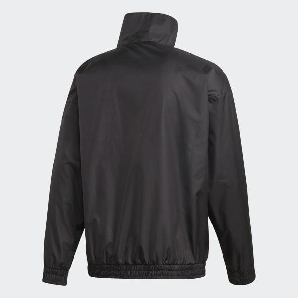 adidas Trefoil Jacket blackwhite, Größe:92: