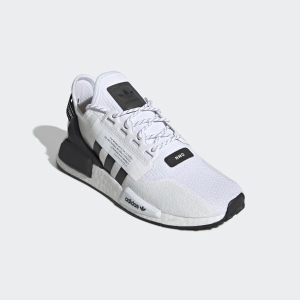 Nmd R1 V2 Cloud White And Core Black Shoes Adidas Us