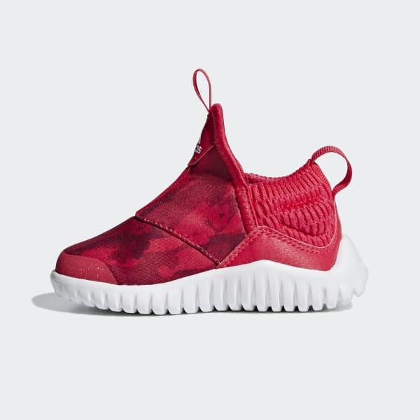 b1bc6e9cf67b adidas Tenisky RapidaZen - červená