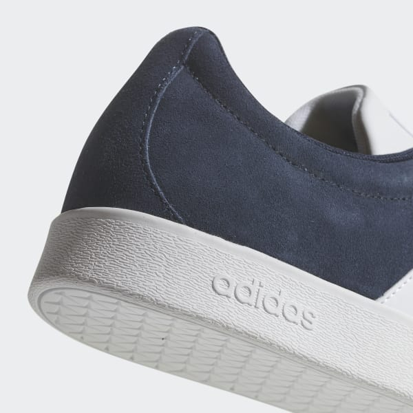 Chaussures VL Court 2.0 bleues et blanches | adidas France