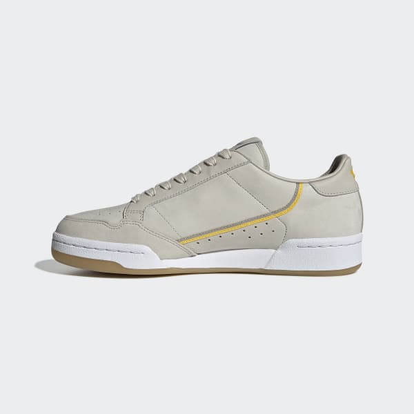 promo code 77092 cf60b adidas Originals x TfL Continental 80 Shoes - Brown   adidas UK