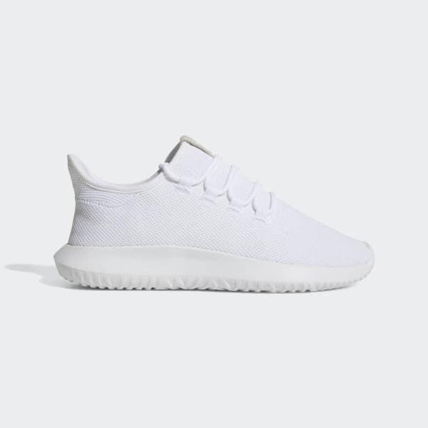 Blanco adidas Tubular Shadow, Zapatillas para Hombre