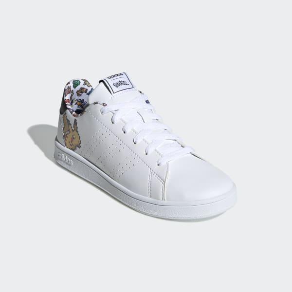 adidas Pokémon Advantage Shoes - White