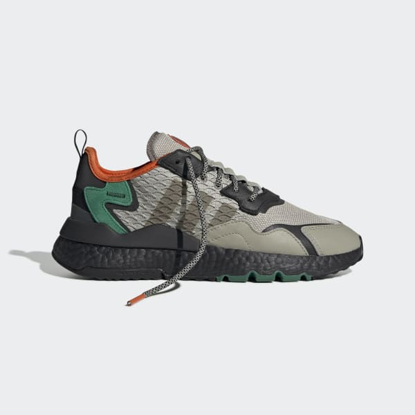 adidas Nite Jogger Shoes - Beige