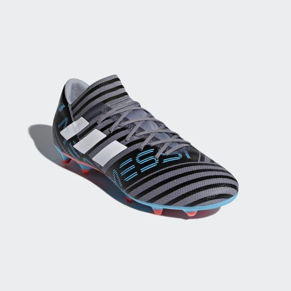 b91392a9d adidas Nemeziz Messi 17.3 Firm Ground Boots - Grey