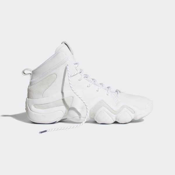 596d56df7ed642 adidas Crazy 8 ADV Shoes - White