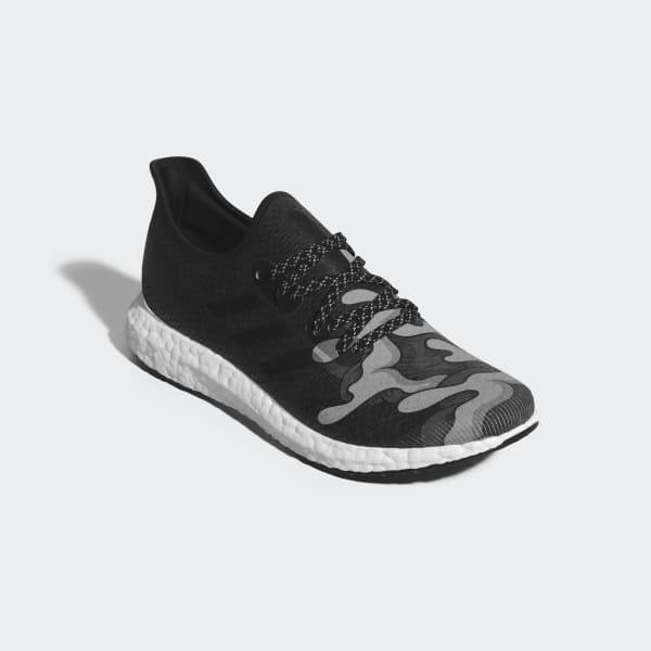d5ae82afc1a5 adidas SPEEDFACTORY AM4 L.A. Aaron Kai Shoes - Black
