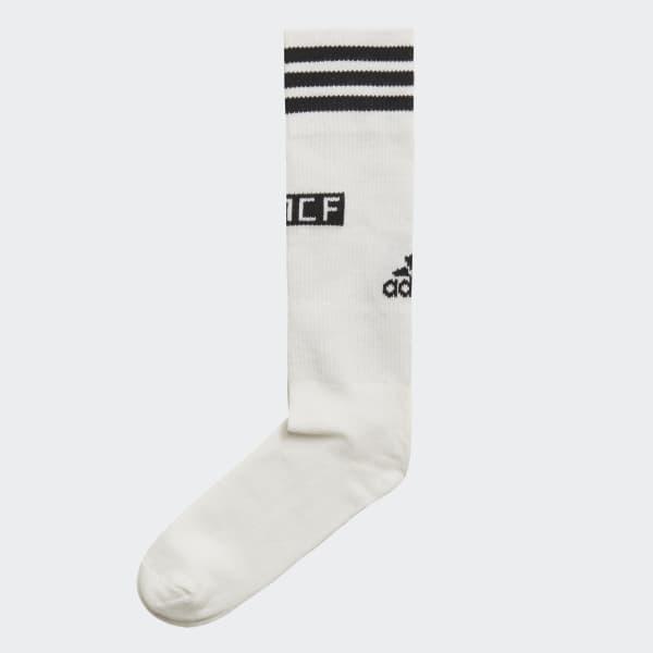 Mini Uniforme Local Real Madrid 2018 - Blanco adidas  507a86d3f682d