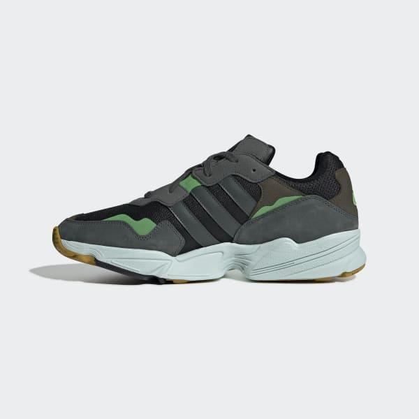 adidas Yung 96 Sko På Nett, adidas Originals Sko Dame Grå