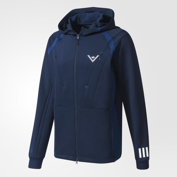 adidas White Mountaineering Track Jacket Blue | adidas US