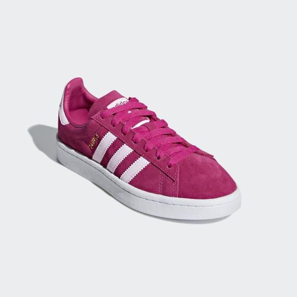 adidas Campus Shoes - Burgundy | adidas