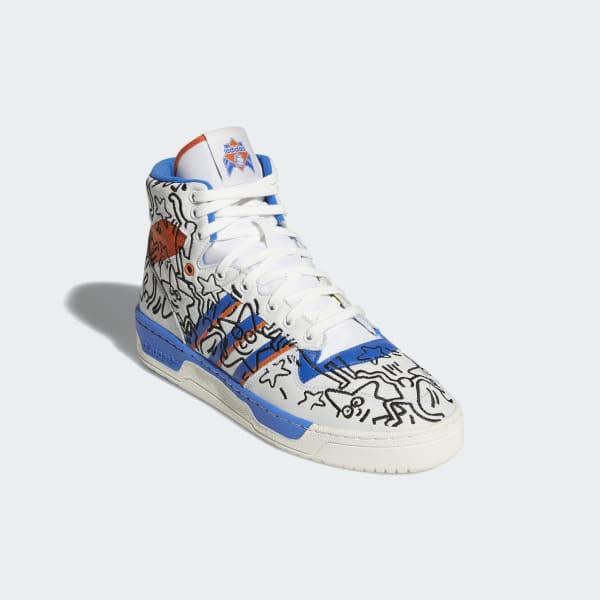 Rivalry Hi Keith Haring Shoes