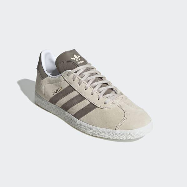 adidas Originals Gazelle W Sneaker AshpeaFtwwhtLinen in