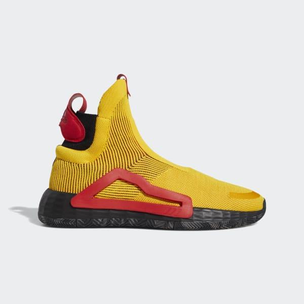 adidas N3xt L3v3l Shoes - Gold | adidas US