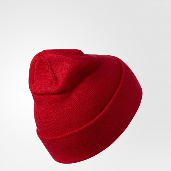 Bonnet Red Wings Cuffed