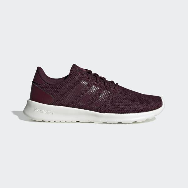estoy sediento Alojamiento teoría  adidas Cloudfoam QT Racer Shoes - Burgundy | adidas US
