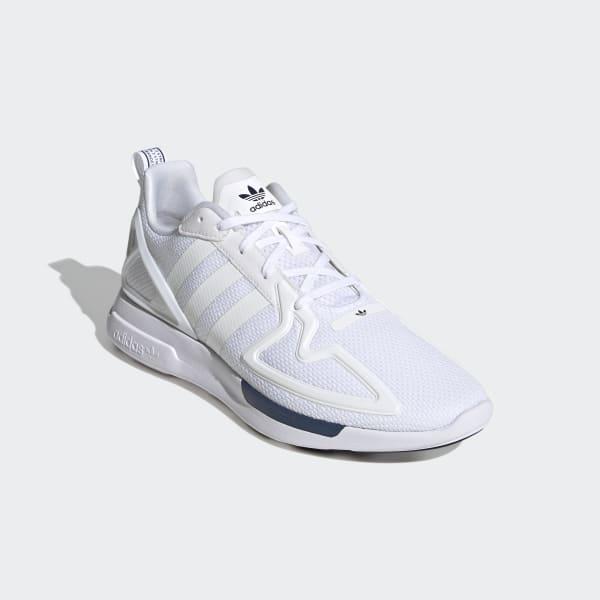 adidas ZX 2K Flux Shoes - White