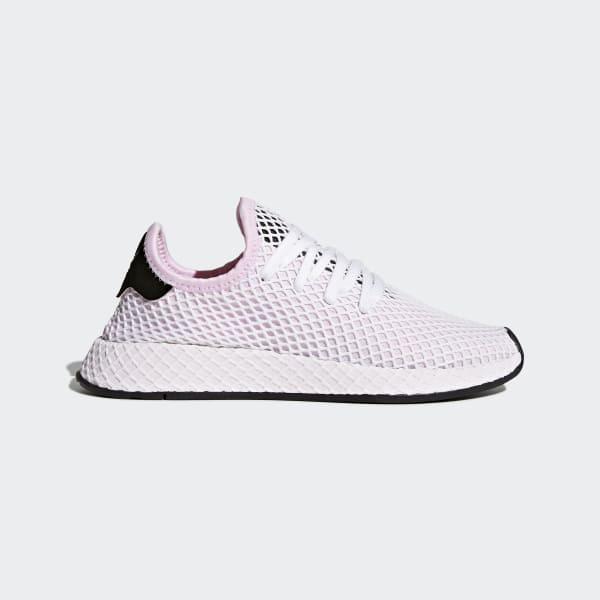 buy online f8bf0 33d45 adidas Deerupt Runner Schuh - Pink  adidas Austria