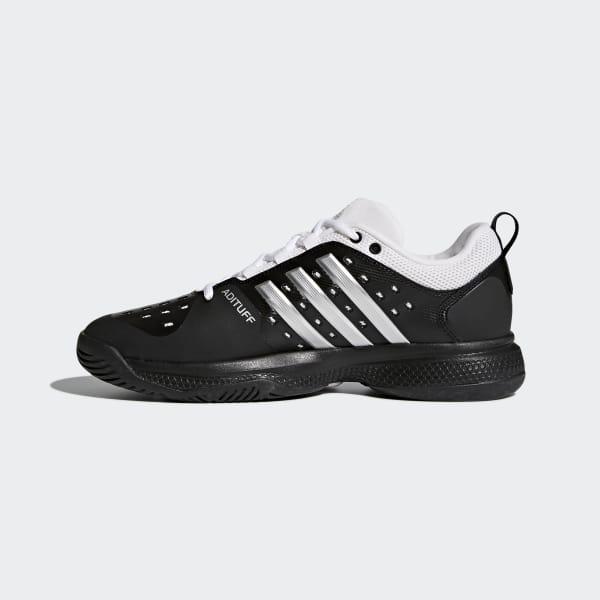 c3a82ef78af26 adidas Barricade Classic Bounce Shoes - Black