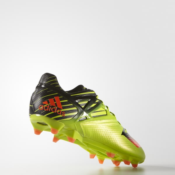 8a20d79291bd1 Chuteira Messi 15.1 - Campo - Verde adidas