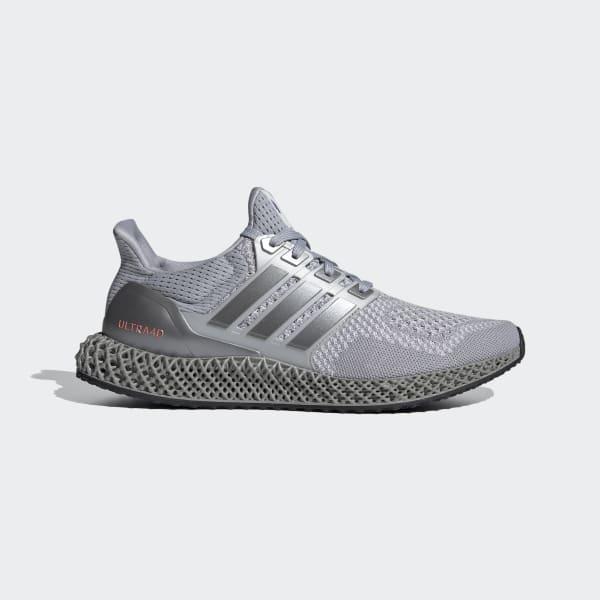 adidas Ultra 4D Shoes - Grey   adidas US