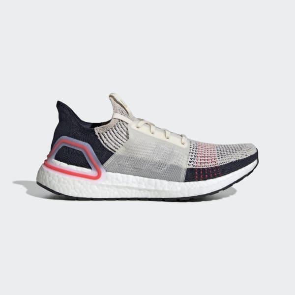 Adidas Ultraboost 19 Shoes Beige Adidas Us