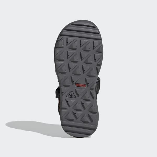 adidas Captain Toey Shoes - Black