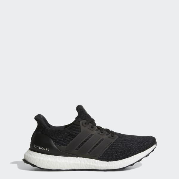 adidas Men's Ultra Boost Shoes - Black