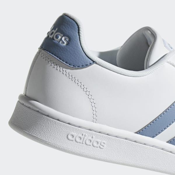 Weißadidas Grand Deutschland adidas Schuh Court vO0Nmw8n