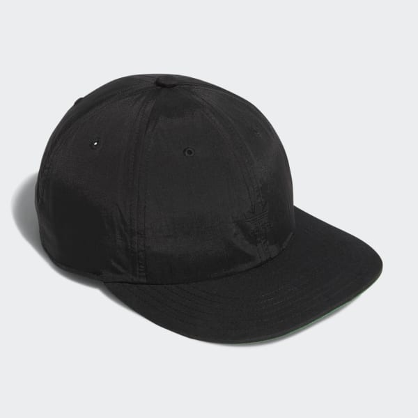 Relaxed Repeat Flat Brim Hat