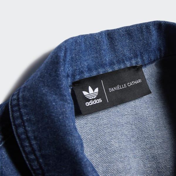 adidas Jeansjacke Blau | adidas Deutschland