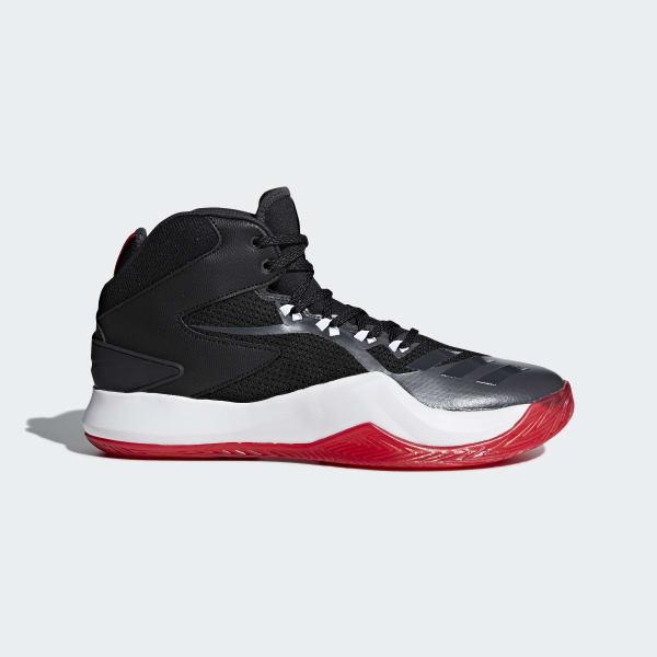 adidas Tenis D-Rose Dominate 4 - Negro